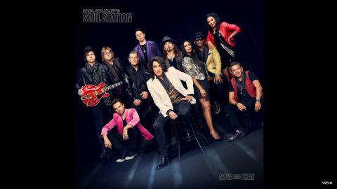 Paul Stanley lanza un disco con Soul Station