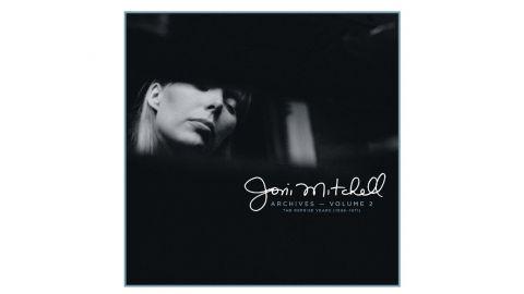 Grabación inédita de Joni Mitchell por Jimi Hendrix