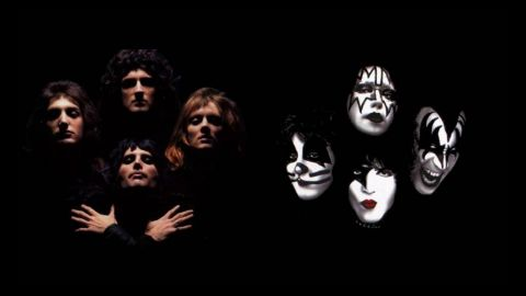 Queen vs Kiss