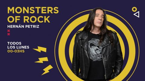 Monsters of Rock 18/05/2020