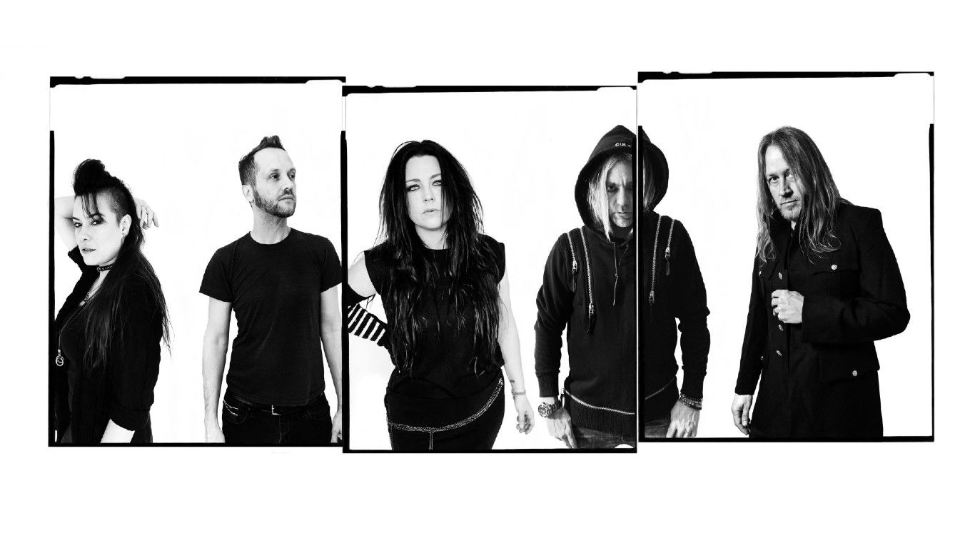 Evanescence estrenó video para Better Without You