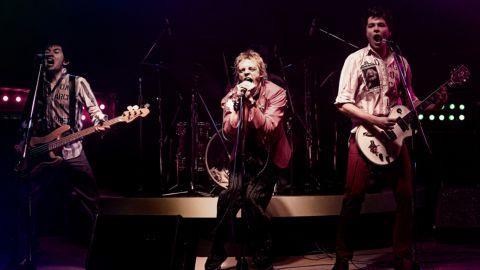 Primeras imágenes de la serie sobre los Sex Pistols