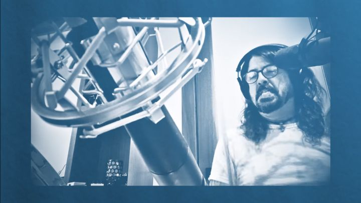Dave Grohl cerró sus Hannukah Sessions