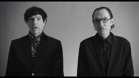 Beck, Flea y más músicos, en un documental sobre Sparks