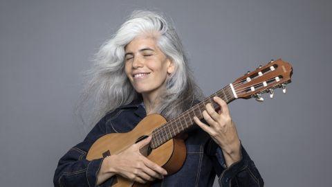 Florencia Ruiz presentó Aullido