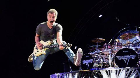 Homenaje a Eddie Van Halen en el Hall Of Fame