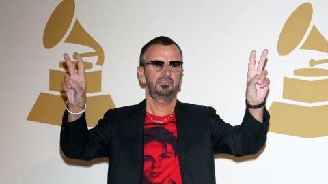 Muestra virtual de Ringo Starr