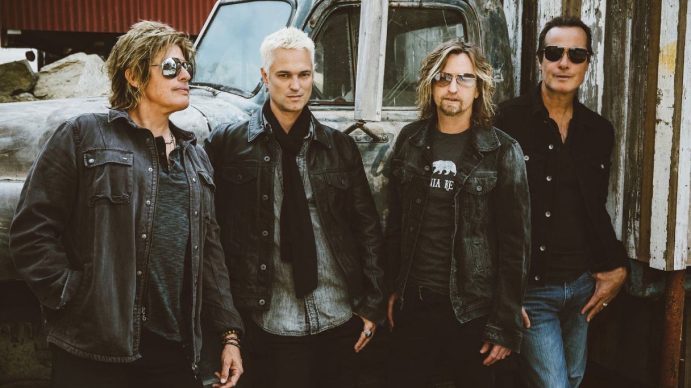 Stone Temple Pilots dará un show por streaming