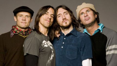 Red Hot Chili Peppers está terminando su nuevo disco