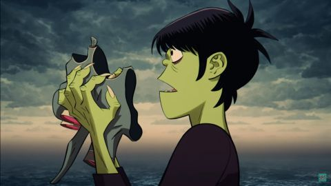 Gorillaz cerró la primera temporada de Song Machine