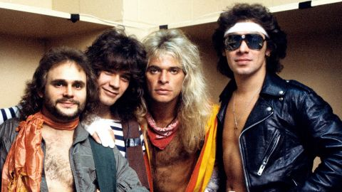 Difunden un video perdido de Van Halen