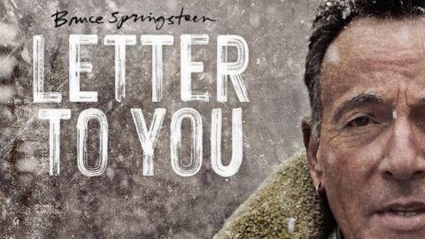Bruce Springsteen publicó Letter To You
