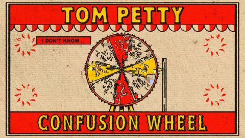 Dan a conocer un tema inédito de Tom Petty