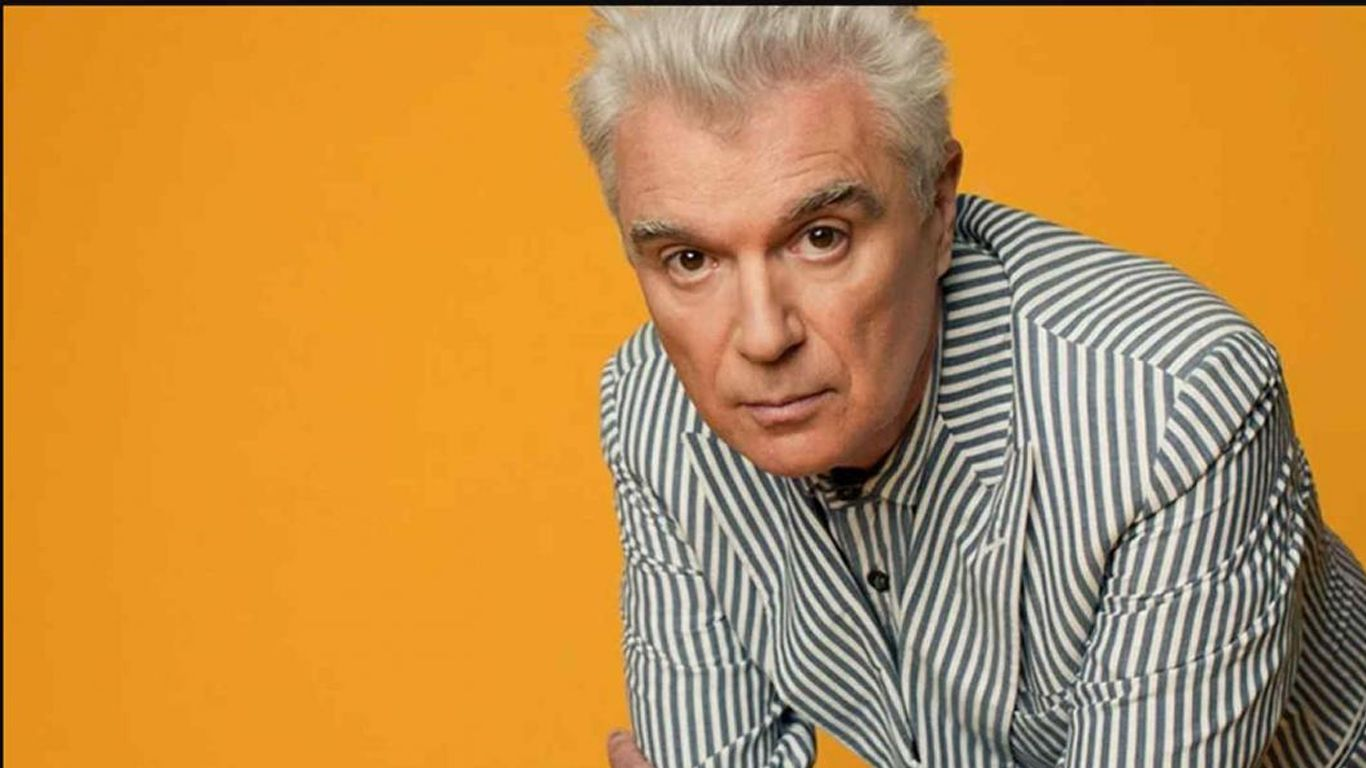Por qué David Byrne no quiere reunir a Talking Heads
