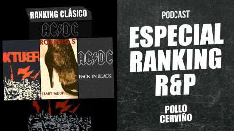 Especial Ranking R&P 18/07/2021