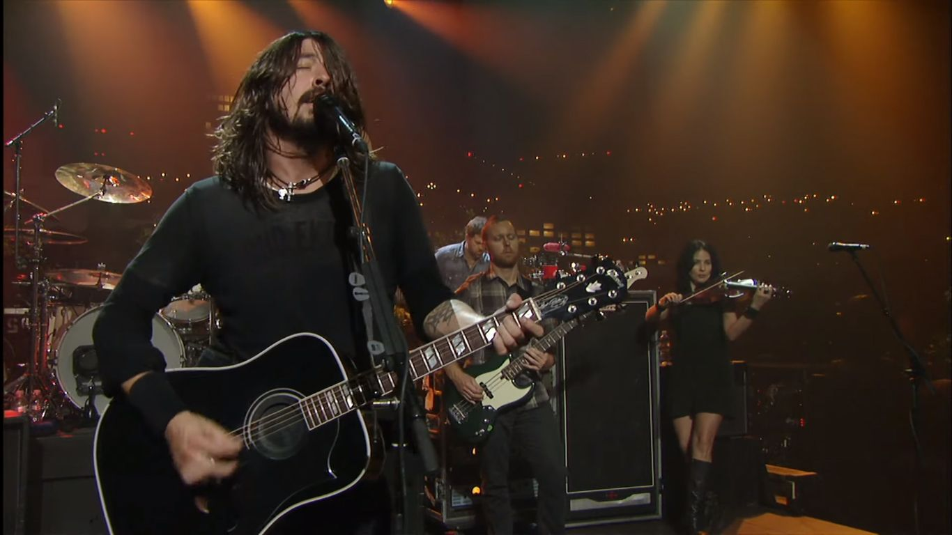 My Hero en Austin City Limits