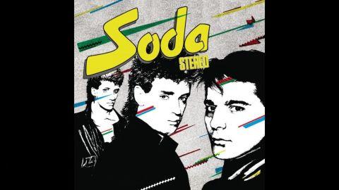 Soda Stereo versión animada