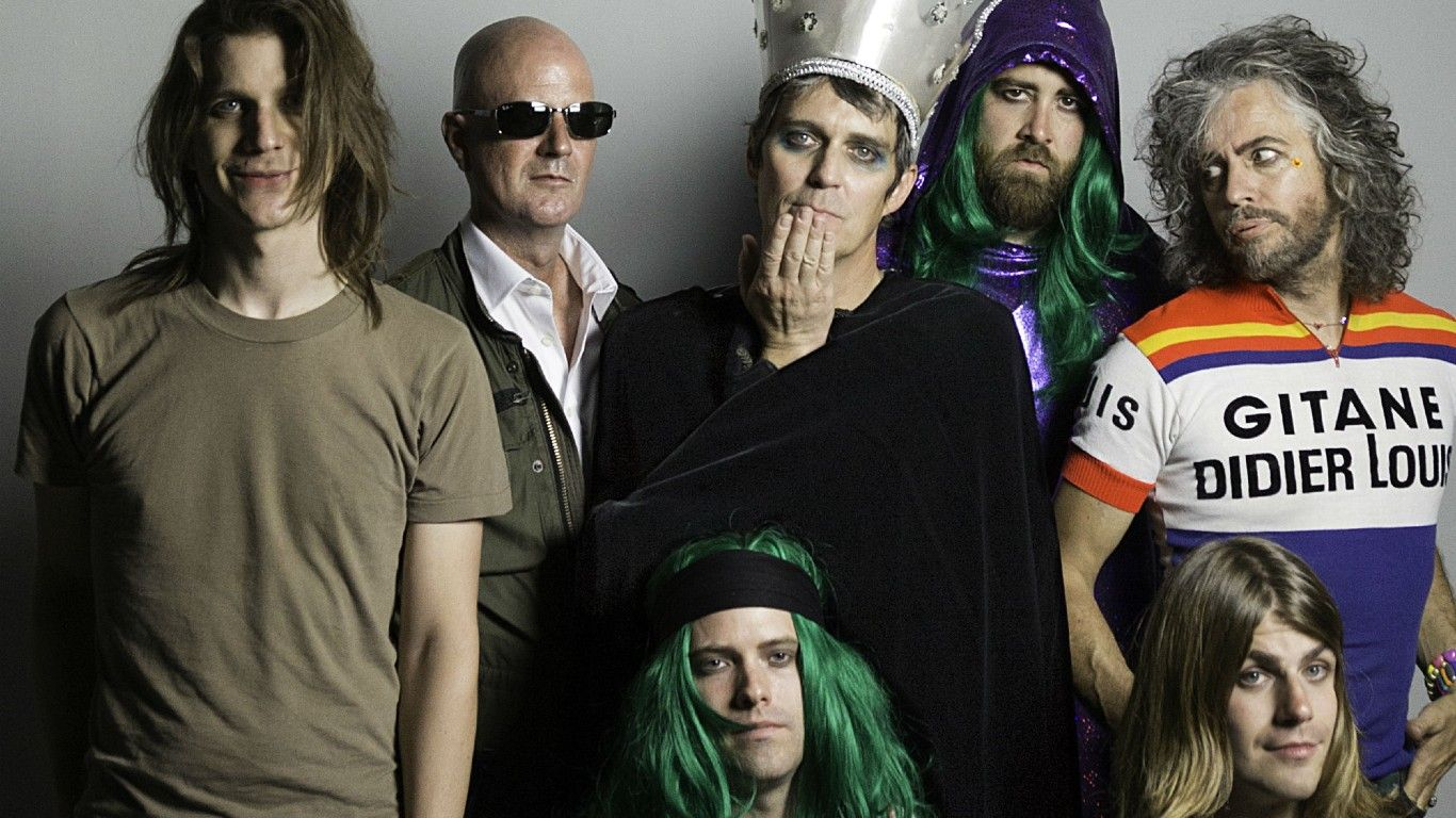 Flaming Lips estrenó video para At The Movies On Quaaludes