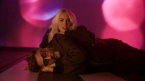 Fito Paez y Lali Espósito estrenan video juntos