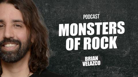 Monsters of Rock #22 Paul Gilbert, niño prodigio