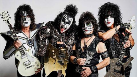 """Kiss anunció """"el concierto más grande"""""""