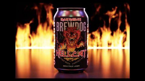 Iron Maiden anuncia su cerveza Hellcat