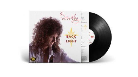 Brian May reeditará su primer disco solista
