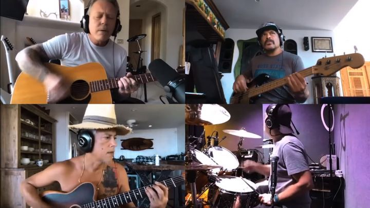 Cover de Alice In Chains por Metallica