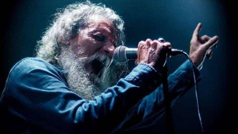 Murió Pato Larralde, cantante de Sauron y Los Antiguos