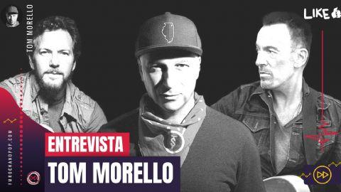[ENTREVISTA] Tom Morello en exclusiva con Rock & Pop