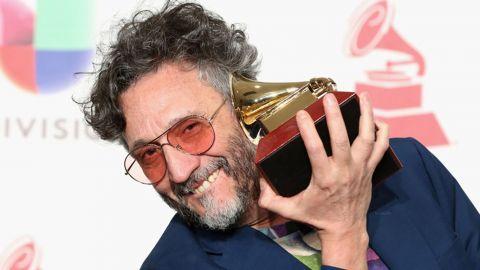 Fito Paez, nominado a un Grammy