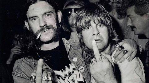 Hellraiser por Ozzy Osbourne y Lemmy Kilmister