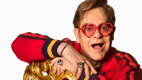 Nuevo tema de Elton John