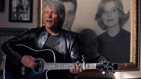 Emotivo video de Bon Jovi