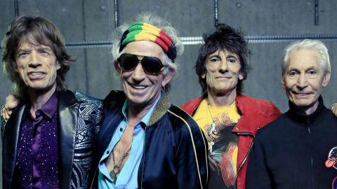 El primer show de los Rolling Stones sin Charlie Watts