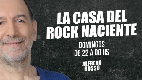 La casa del rock naciente 30/05/2021
