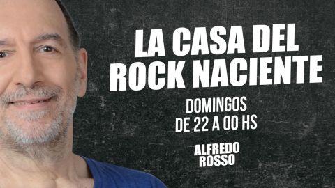 La casa del rock naciente 25/07/2021