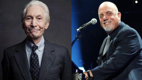 Billy Joel homenajeó a Charlie Watts