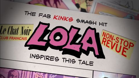 Nuevo video de The Kinks para Lola