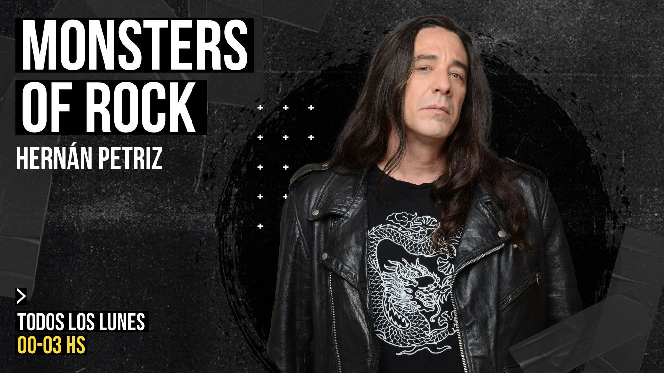 Monsters of Rock 17/08/2020
