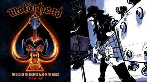 Motörhead publicará una novela gráfica