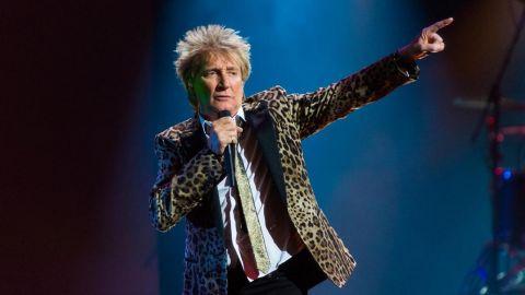Rod Stewart anunció nuevo disco