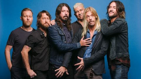 Foo Fighters entra al Rock & Roll Hall Of Fame