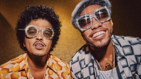 Bruno Mars y Anderson .Paak ahora son Silk Sonic