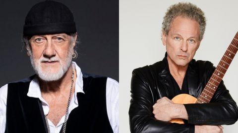 Mick Fleetwood se reconcilió con Lindsey Buckingham