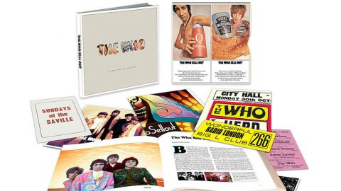 Reedición deluxe de The Who Sell Out